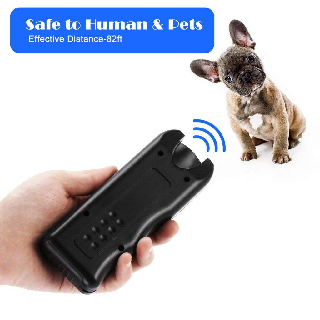 ultrasonic dog bark control reviews