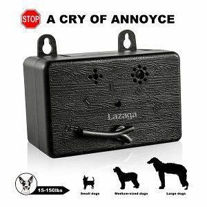 Lazaga Mini Dog Bark Control Device