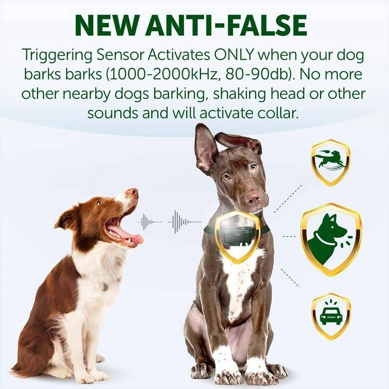 best ultrasonic dog bark control