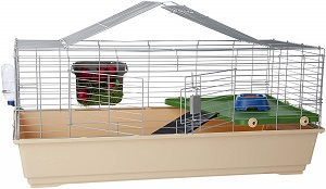 best rabbit hutch indoor