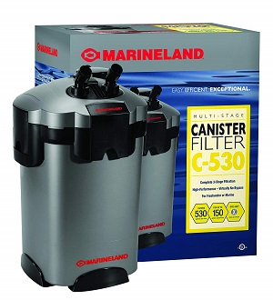 best internal aquarium filter review
