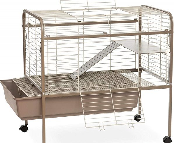 best indoor rabbit cage for 2 rabbits