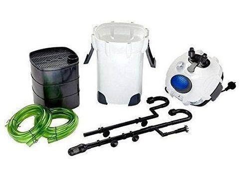 best canister filter with uv sterilizer